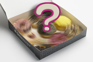 <strong>Surprise Family Box (Box of 9) </strong><br/> Assorted Donut flavours